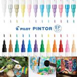 Extra Fine Pilot Pintor Paint Markers